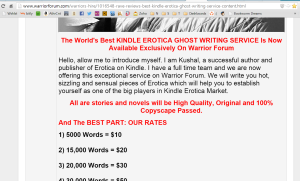 GhostAuthor_Kushal_ghostwriting_ad